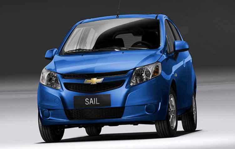 Chevrolet Sail é uma opção para o mercado brasileiro  - Chevrolet/Divulgação