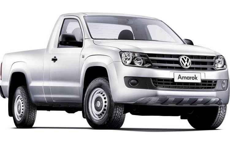 No Brasil, o único carro que pode ter sido equipado com o software é a picape Amarok, mas Volks nacional não confirma  - Volkswagen/divulgação