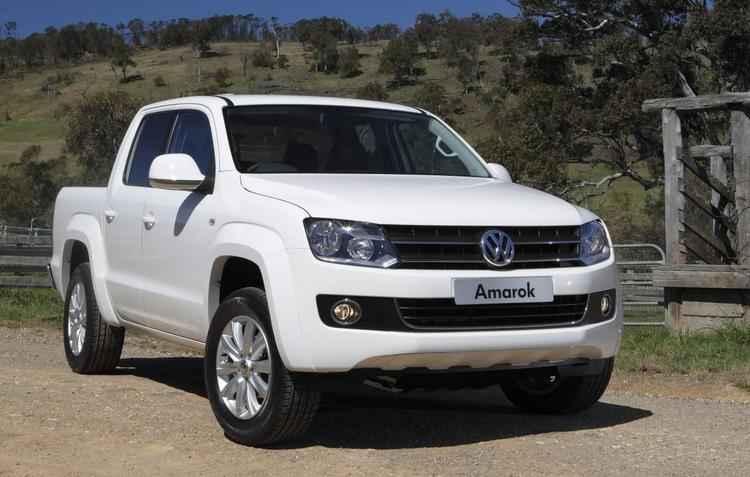 As unidades do Amarok envolvidas possuem motor 2.0 turbodiesel - Volkswagen/divulgação