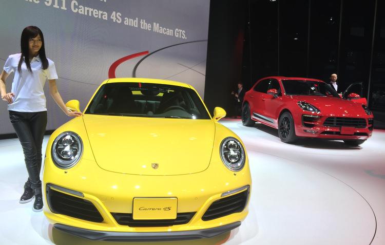 Porsche 911 e Macan GTS 2016 - Jorge Moraes/ DP/ D.A Press