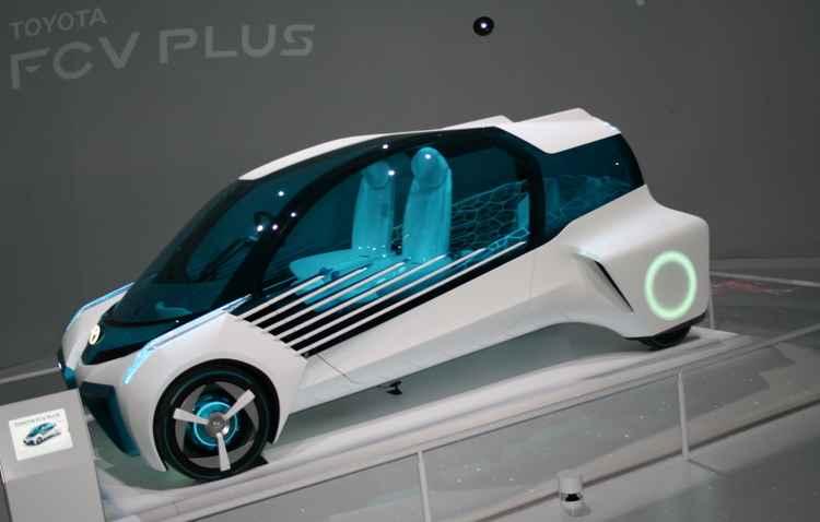 Carro possui motores independentes em todas as quatro rodas - Newspress/Divulgacao