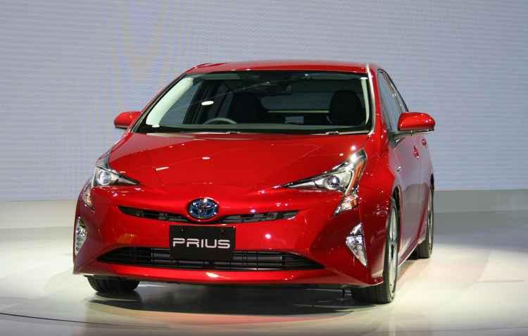 Prius teve capacidades de carga e autonomia ampliadas - Toyota/Divulgacao