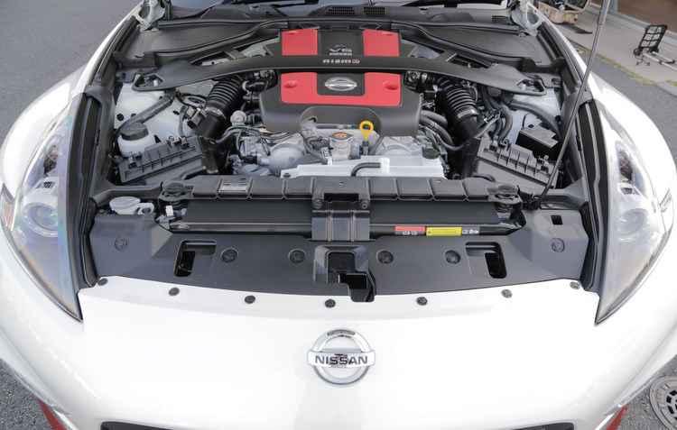 Carro de alta performance usa motor 3.2 litros turbo de 608 cavalos a 6.800 rpm com torque insano de 66,3 kgfm  - Tomo Goshozono/Divulgacao