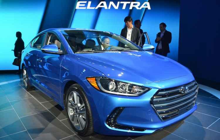 Hyundai Elentra  -  NewsPress/Divulgacao