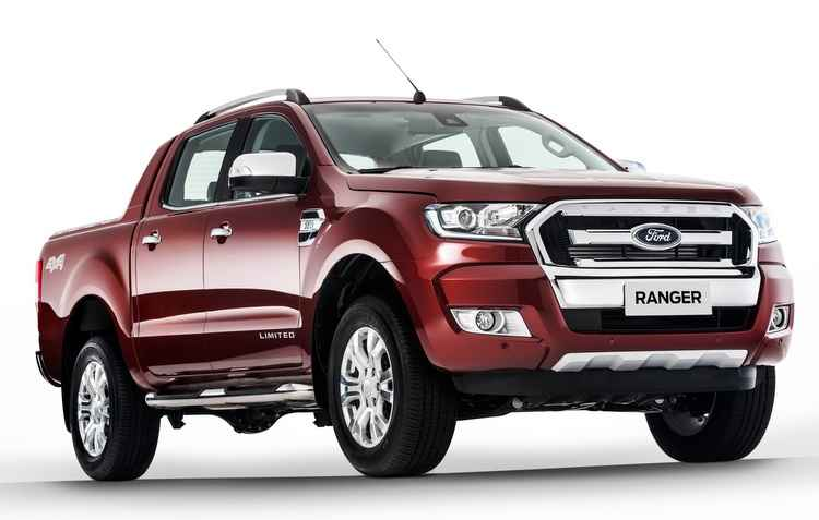 Faróis e para-choque foram redesenhados - Ford/divulgação