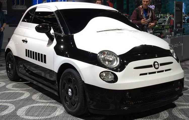 Fiat 500 - Jorge Moraes/DP
