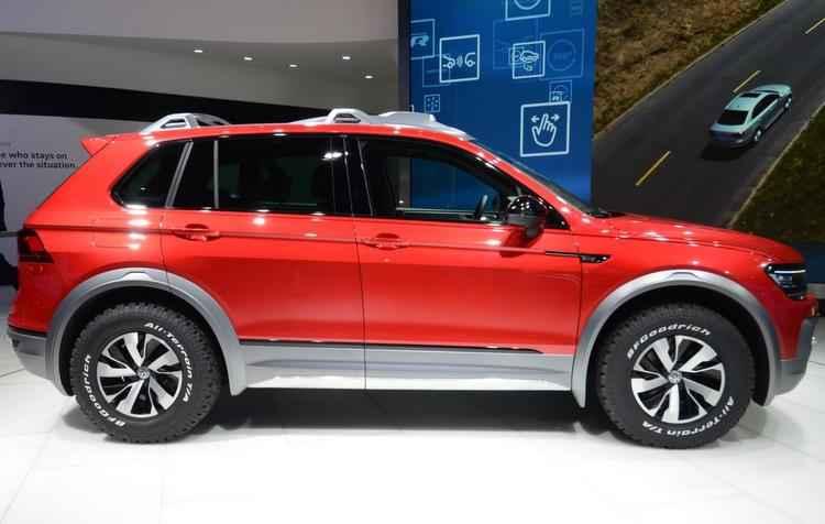 Volkswagen Tiguan GTE - Newspress/divulgação