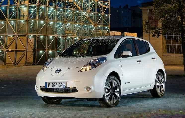Nissan Leaf é sucesso de vendas na categoria dos elétricos  - Net Car Show / Divulgação