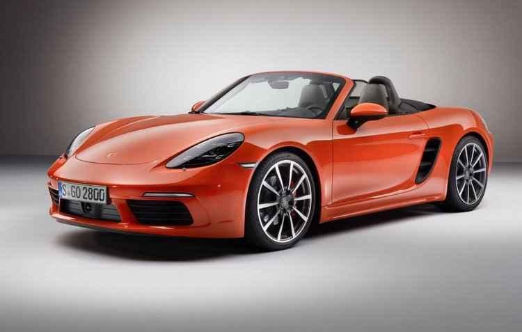 Boxster S atinge 100km/h em pouco mais de quatro segundos - Porsche / Divulgação