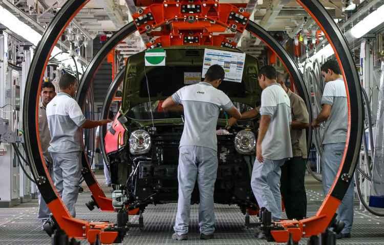 Fabrica da Jeep Fiat FCA em Goiana - PE - Jeep/Divulgacao