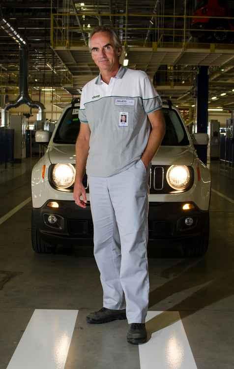 Presidente da FCA, Stefan Ketter, anuncia remapeamento da empresa no Brasil - Rafael Bandeira/Exclusiva!BR