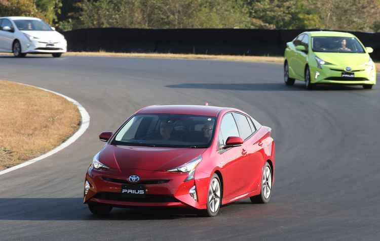 Nova geração do Prius vem por aí - Honda/ Divulgação