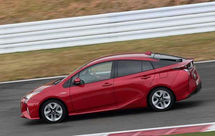 Já rodamos no Prius lá no Japão, ano passado, agora aguardamos a sua chegada no país - Honda/ Divulgação