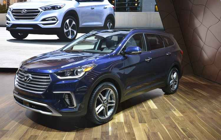 A nova frente é o destaque dessa terceira geração do modelo - Hyundai / Divulgação