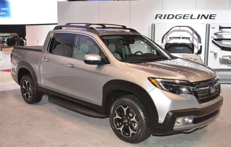 Honda Ridgeline - Chicago AutoShow