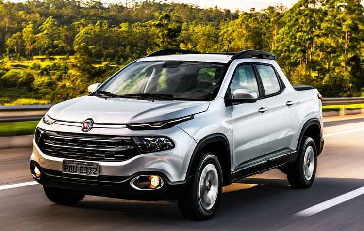 Fiat Toro é a mais nova picape lançada - Fiat/ divulgação