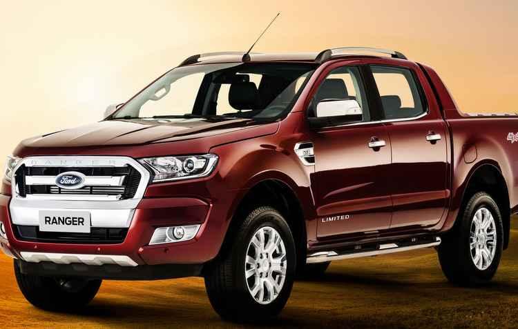 Ford Ranger  - Ford/ divulgação