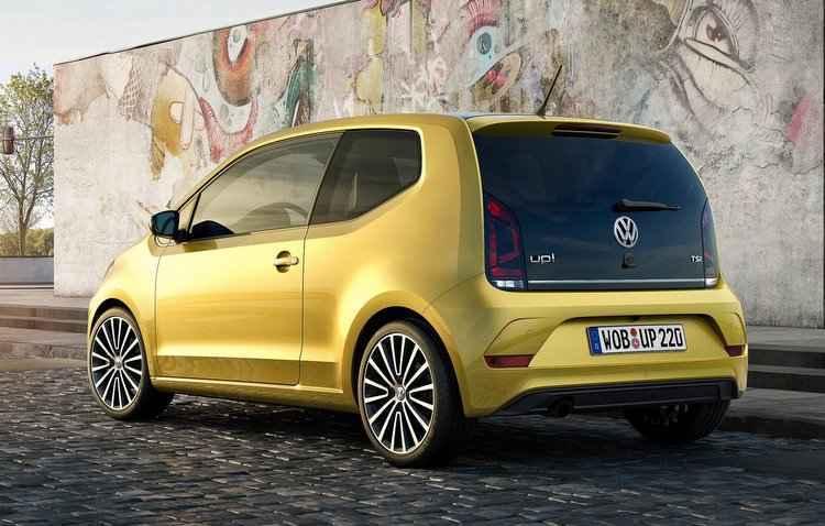 Novas lanternas e o pára-choque recebeu vincos adicionais - Volkswagen/Divulgação