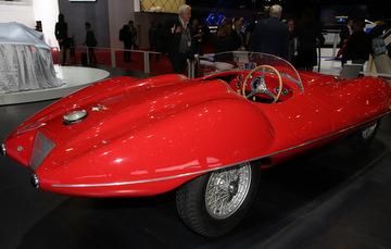 Alfa Romeo C52 Disco Volante apresenta motor 3.0 litros de seis litros - Jakob Ebrey / Divulgação