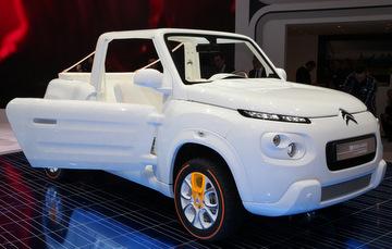Citroën mostrou o Méhari, 100% elétrico que atinge uma velocidade de 110 km/h - Jakob Ebrey / Divulgação
