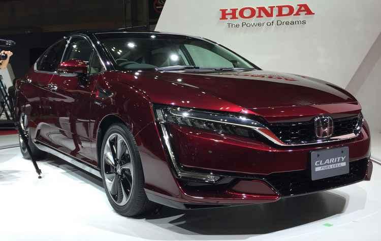 Clarity Fuel Cell começa a ser vendido no Japão - Jorge Moraes/DP/D.A Press