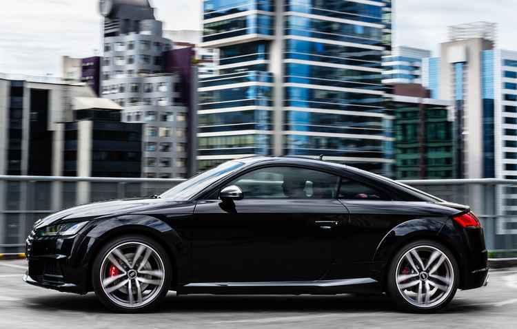 O modelo pesa 1.365 kg com tração nas quatro rodas - Audi / Divulgação