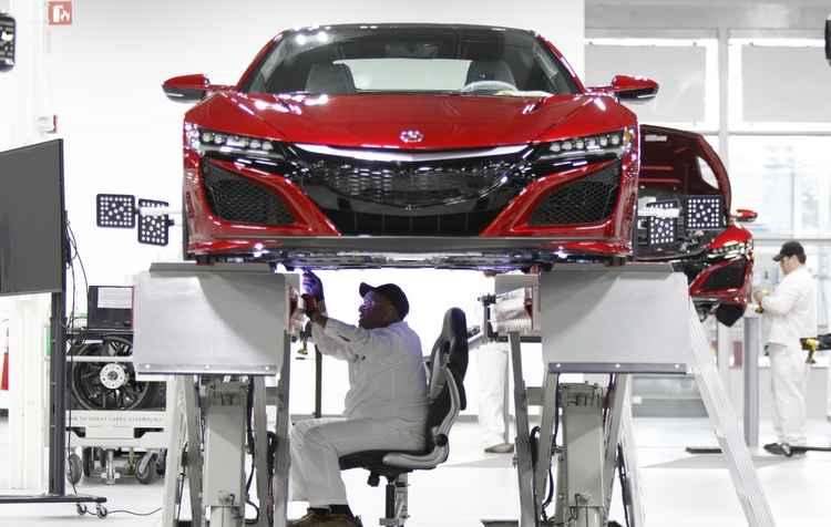 Técnicos altamente qualificados serão responsáveis pela vistoria na produção - Honda / Divulgação