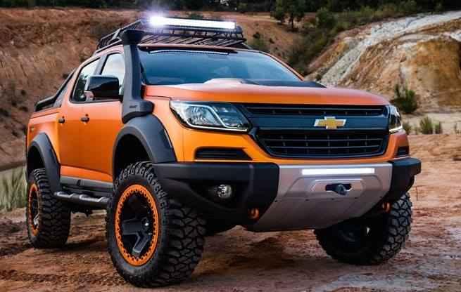Faróis redesenhados e cabine com novas saídas de ar - Chevrolet / Divulgação