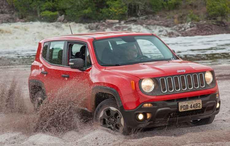 Maior aumento é no plano de manutenção do modelo a diesel: cerca de 70% - Jeep/Divulgação