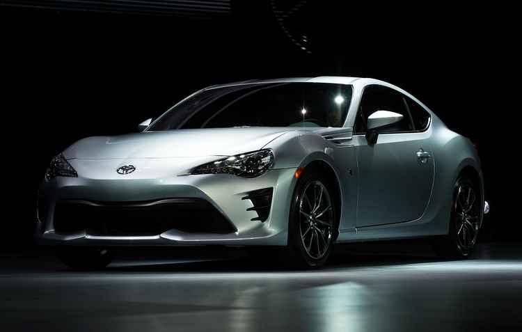 Toyota lança a nova geração do esportivo 86 com motor Subaru - Bryan Thomas / AFP