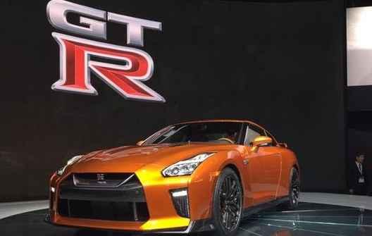A Nissan lançou o repaginado GT R Godzilla - Joint Photographic Experts Group / Divulgação