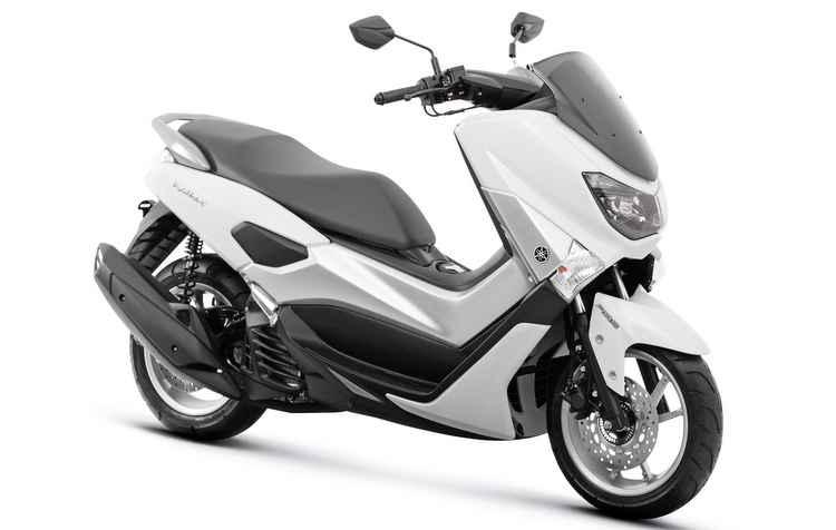 Estilo da scooter é atrativo  - Yamaha / Divulgação