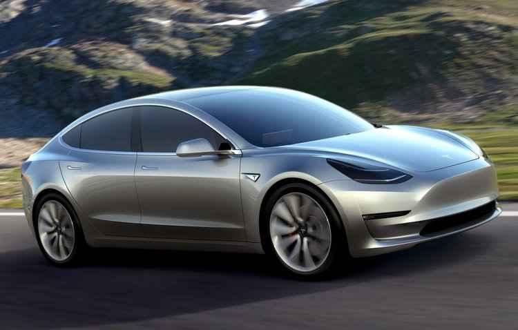 Só na primeira hora 115 mil encomendas foram feitas - Tesla / Divulgação