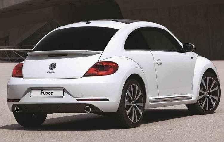 Em produção desde 1938, Fusca pode sair de linha - Volkswagen / Divulgação