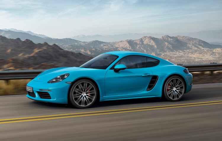 O modelo vem com um quatro cilindros turbo e ainda mais potência nas curvas - Porsche / Divulgação