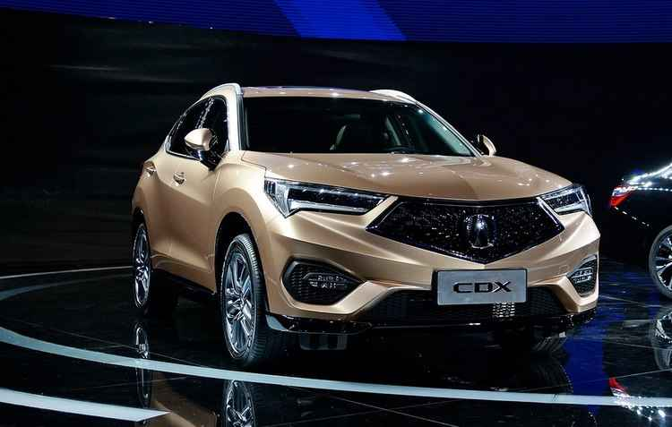 Acura aposta no CDX para encarar nada menos que Audi Q3 e Mercedes-Benz GLA - Joint Photographic Experts Group / Divulgação