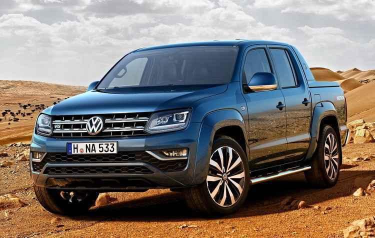 Para-choque recebe novas grades - Volkswagen / Divulgação