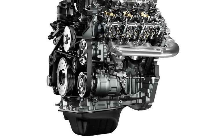 Motor 3.0 turbodiesel em três configurações com 165, 206 e 227 cv - Volkswagen / Divulgação