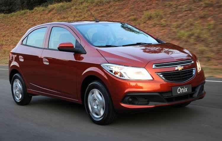 Mesmo com queda nas vendas, Onix segue líder nas vendas de abril - Chevrolet / Divulgação