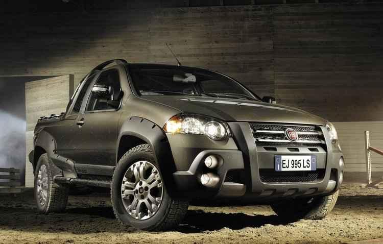 Apesar da pouca aparição em automóveis, Fiat se destaca nos comerciais leves, Strada continua em primeiro - Fiat / Divulgação