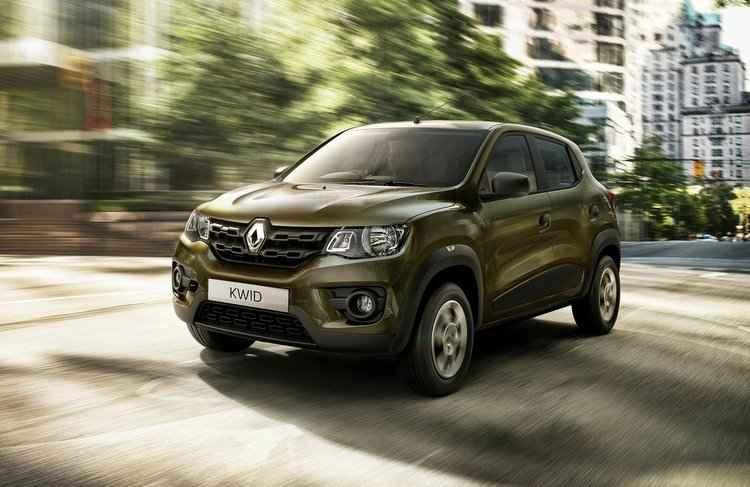 Kwid será atração no Salão do Automóvel em São Paulo - Renault / Divulgação