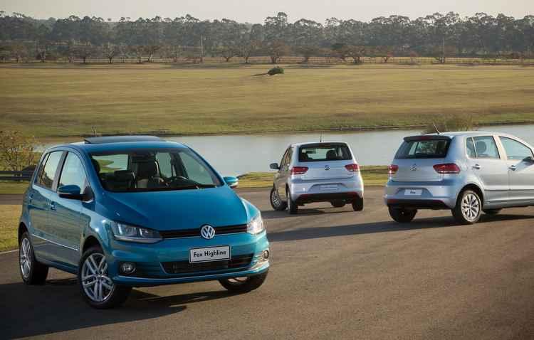 Modelo ganha novidades tecnológicas como controle de estabilidade, realidade em carros europeus - Malagrine/Divulgação