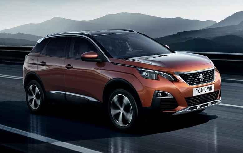 Concorrência fica por conta do Nissan Qashqai e Seat Ateca, na Europa - Peugeot / Divulgação