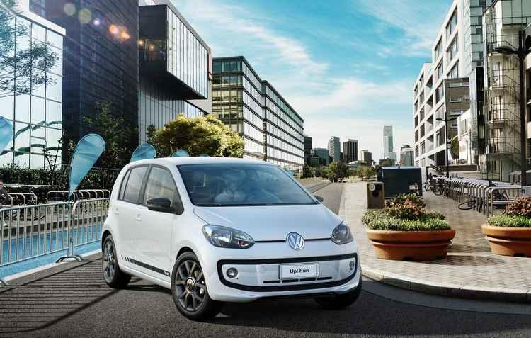 Versão deixa up! R$ 5 mil mais caro  - Volkswagen / Divulgacao