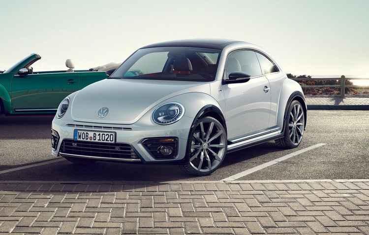 Mudanças no design externo e novo jogo de rodas - Volkswagen/Divulgação