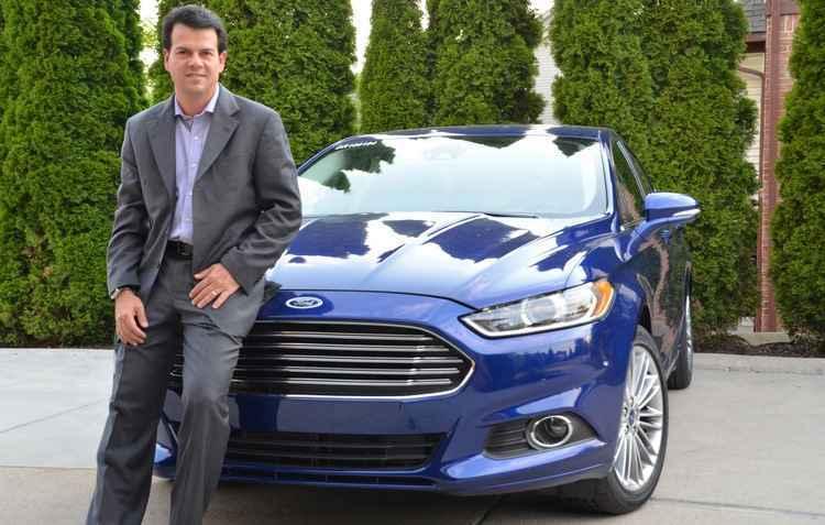 Pernambucano Antônio Baltar passou a comandar as vendas da Ford no Brasil - Assessoria de imprensa Ford /Divulgação
