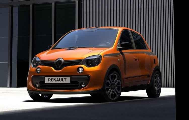 Twingo conta com motor 898cc e 110 cavalos de potência - Renault / Divulgação