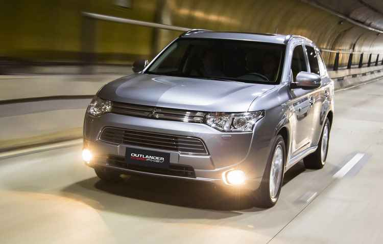 Híbrido pioneiro em trazer a tecnologia ao segmento de SUVs - Murilo Mattos / Green Pixel