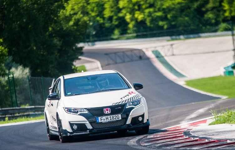 Esportivo enfrentou cinco lendários autódromos europeus - Honda / Divulgação