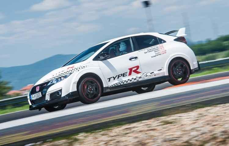 Inspiração veio da volta recordista do Type R em Nürburgring em maio de 201 - Honda / Divulgação